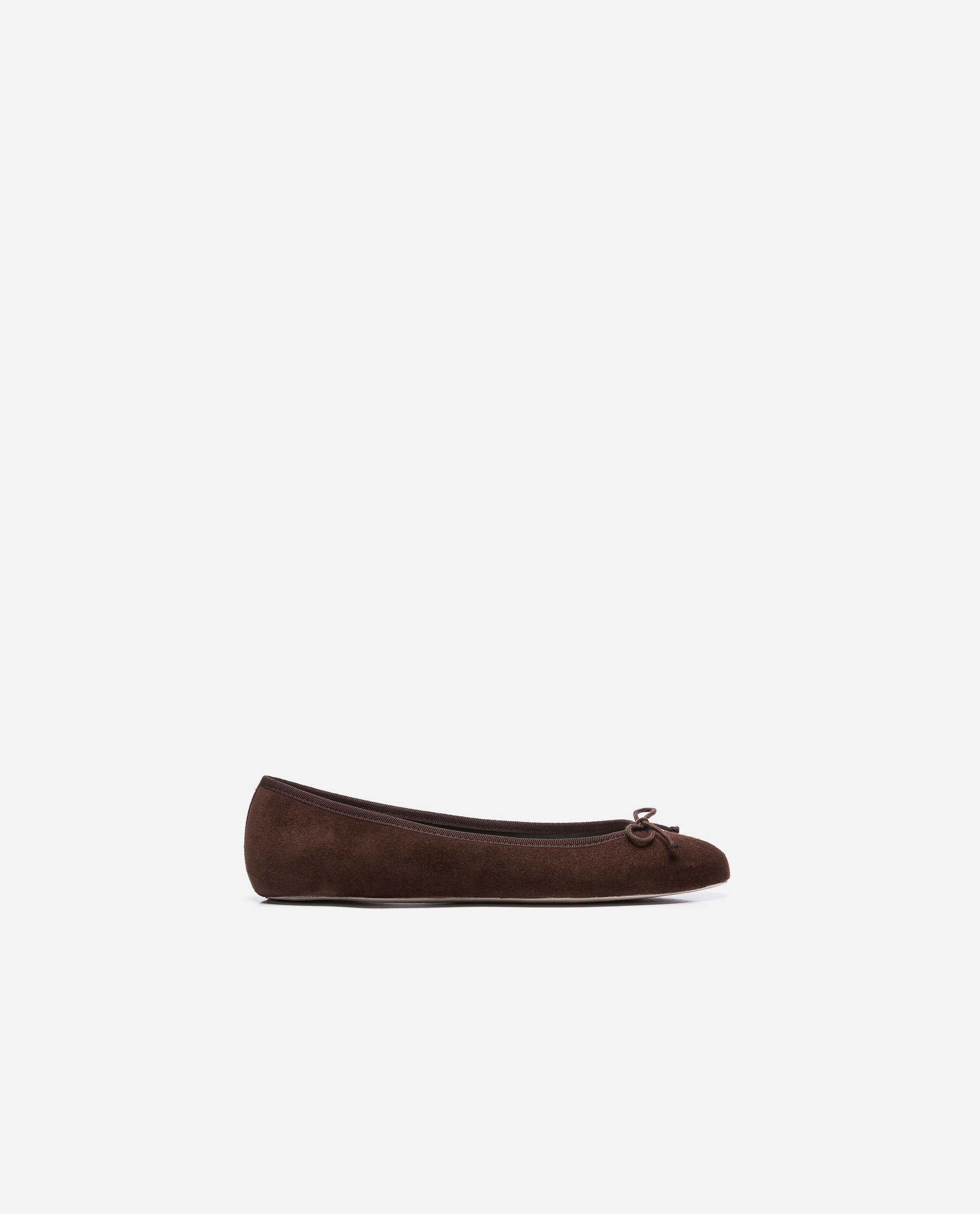 Anna Suede Brown