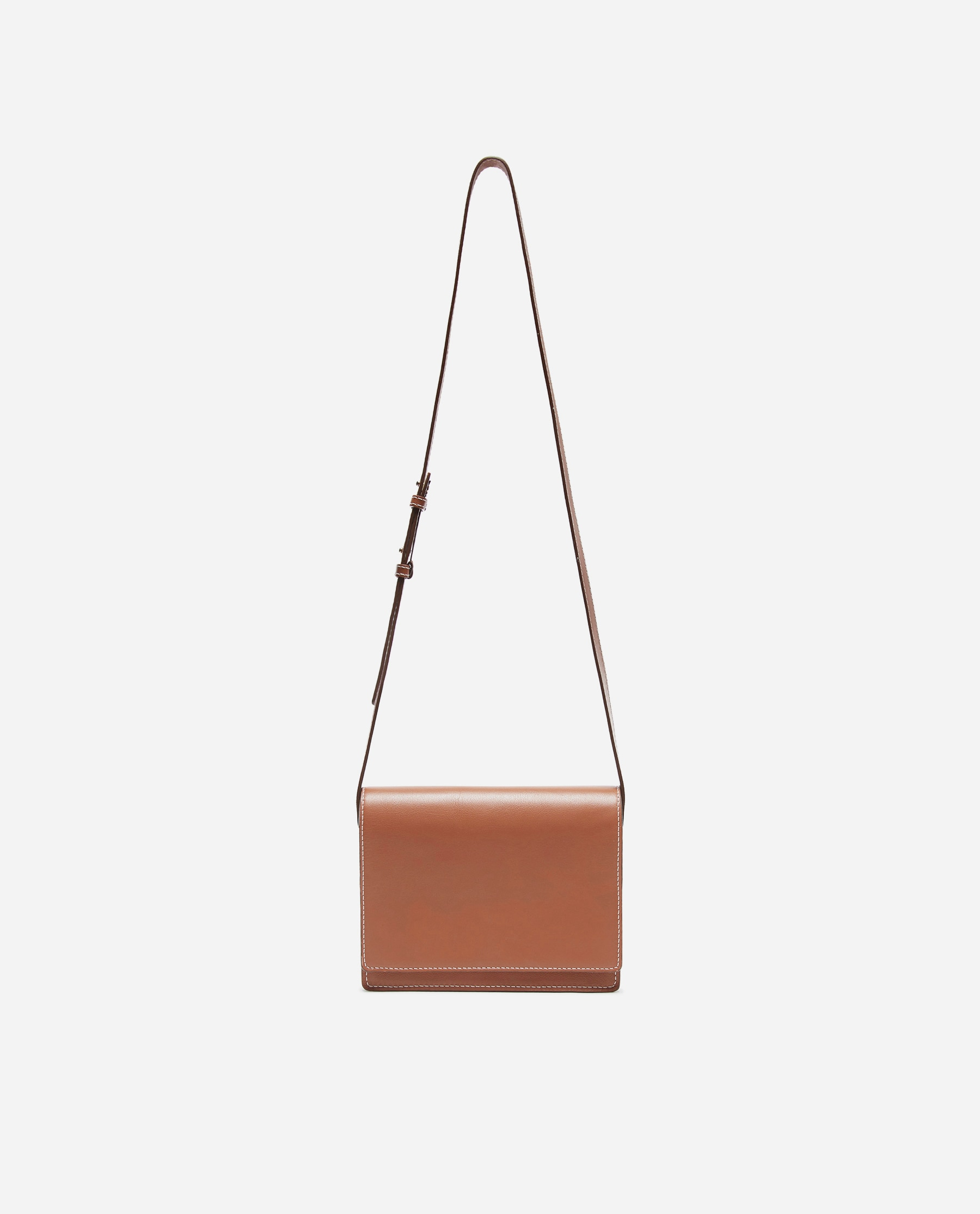 Bianca Cross Body Bag Cognac