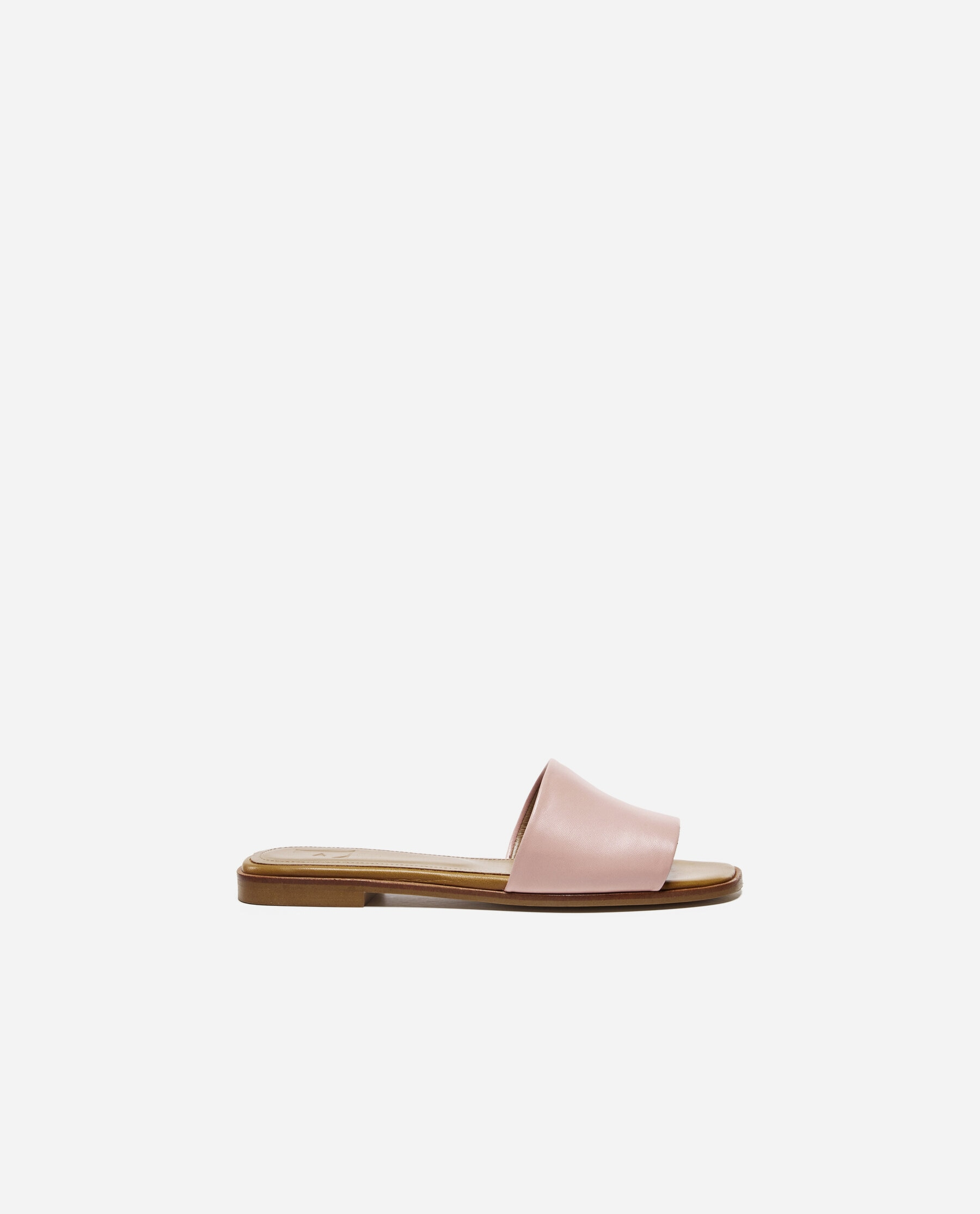 Mouna Leather Pink