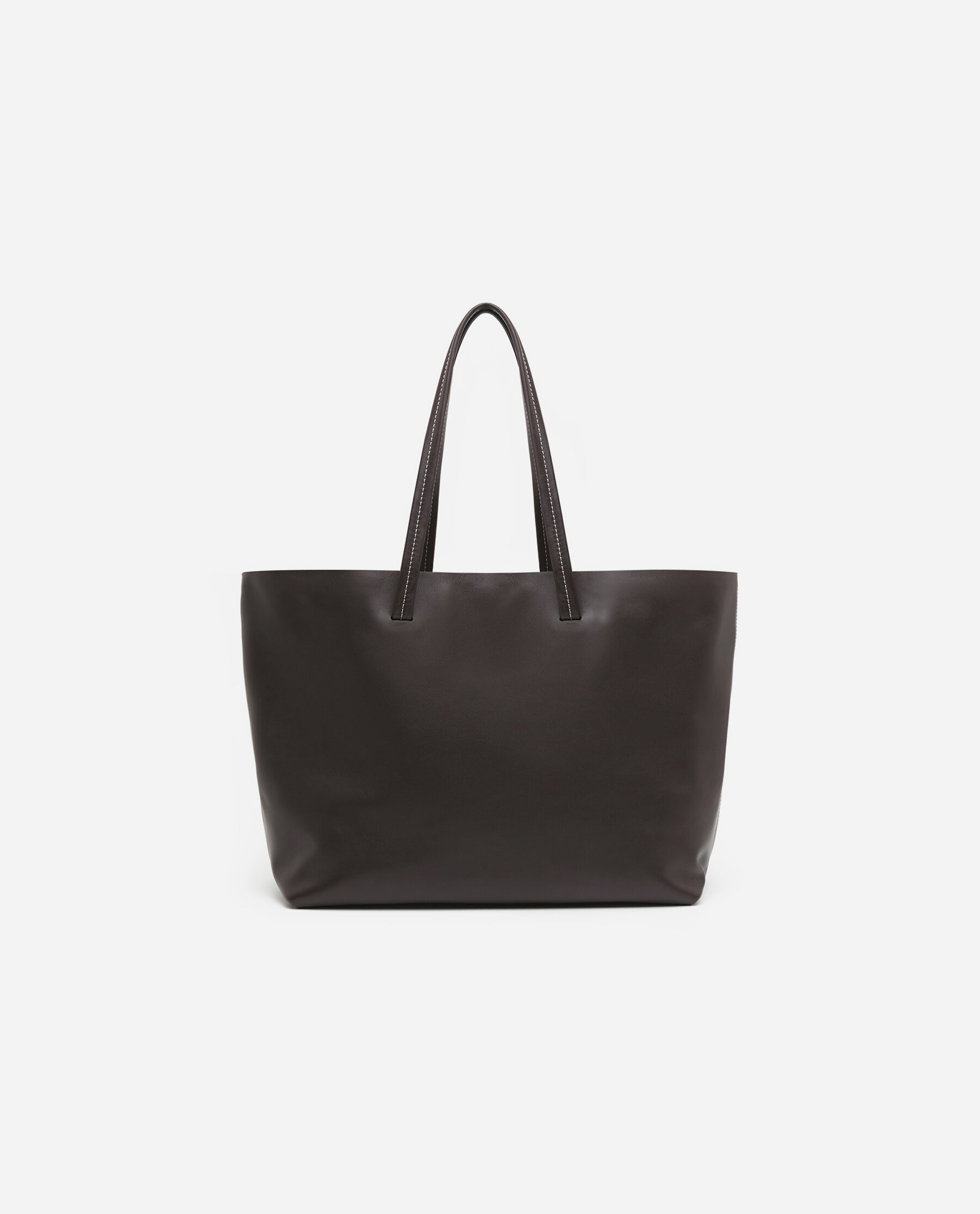 Luka Tote Bag Dark Brown