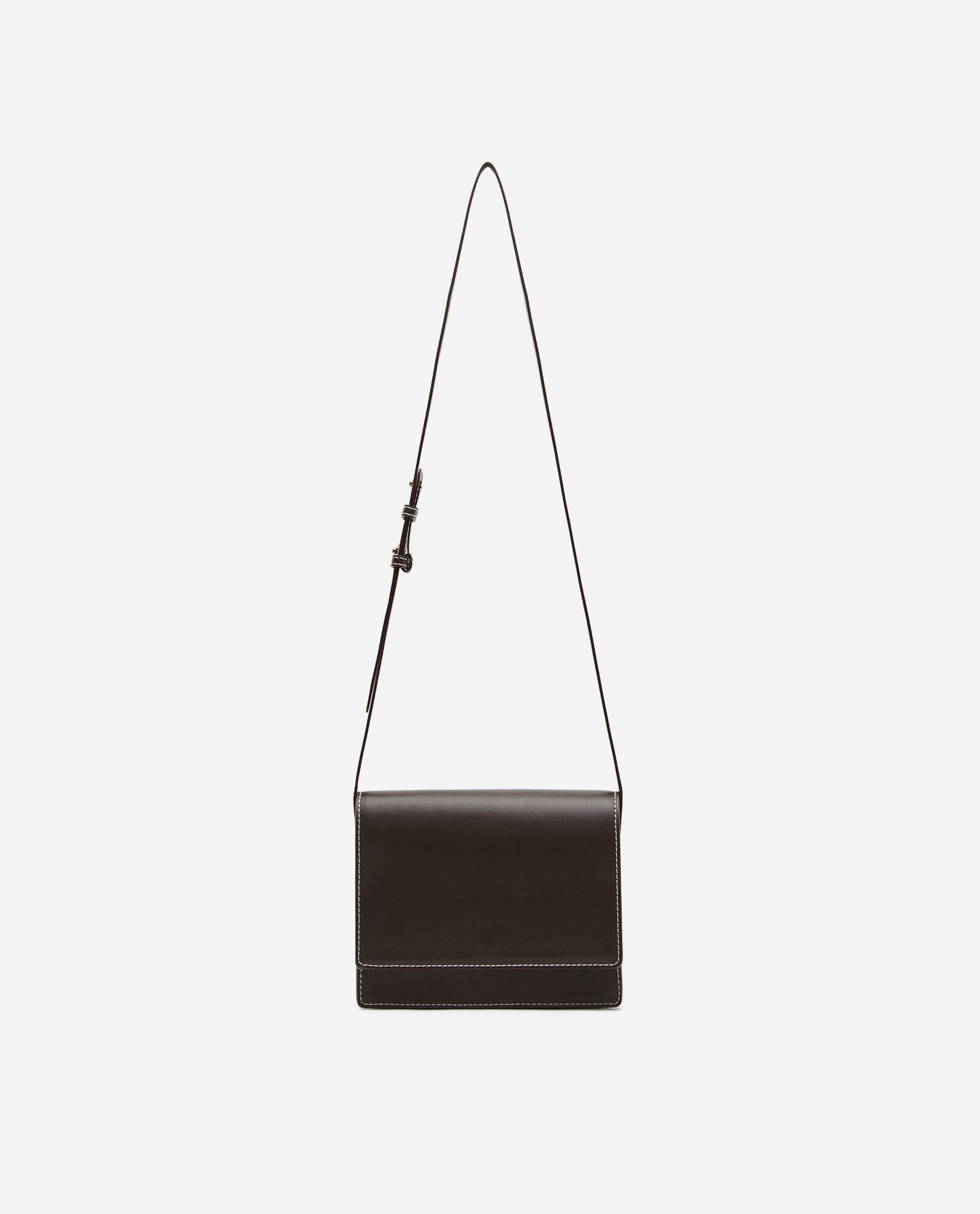 Bianca Cross Body Bag Dark Brown