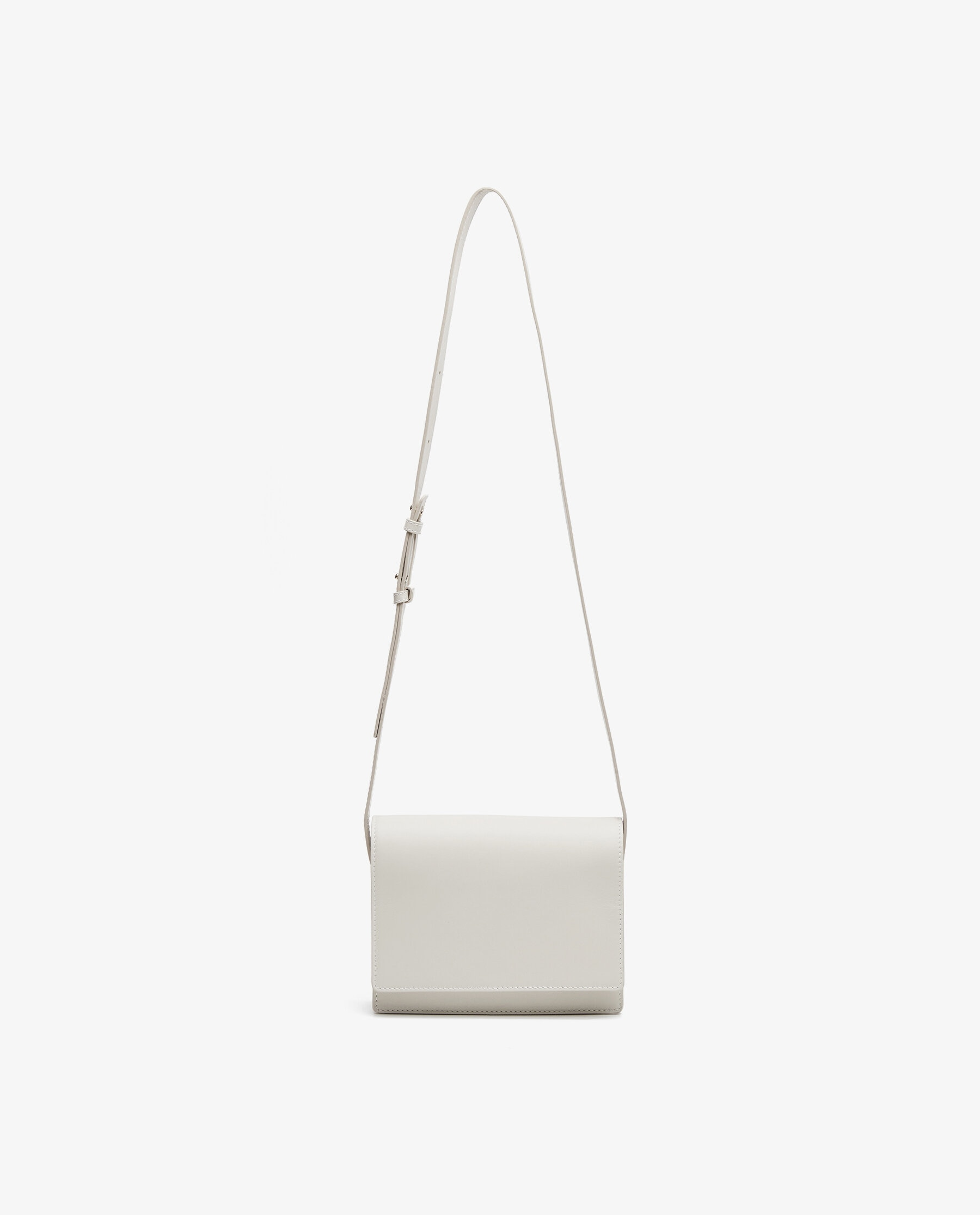 Bianca Cross Body Bag Creme
