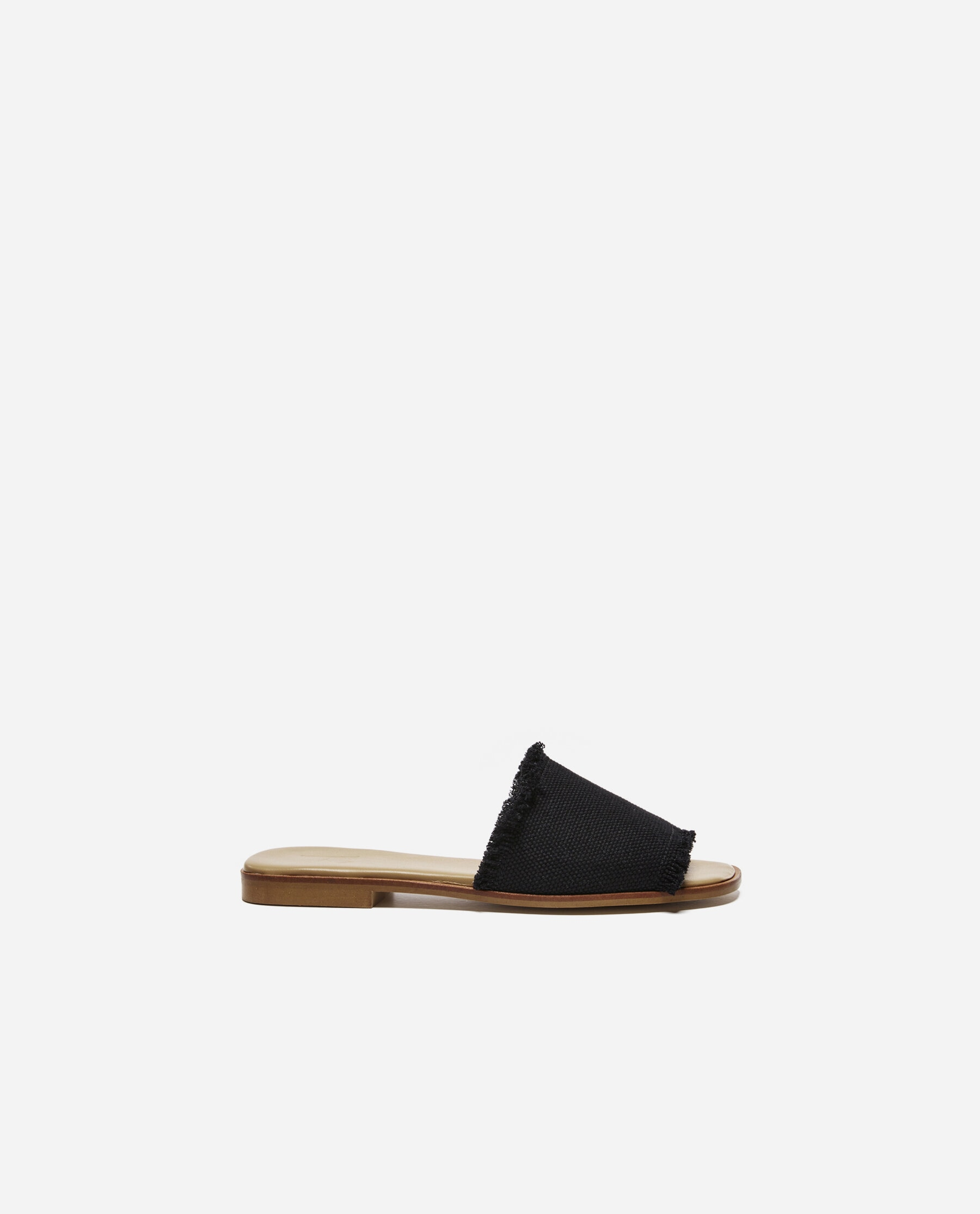 Melissa Canvas Black