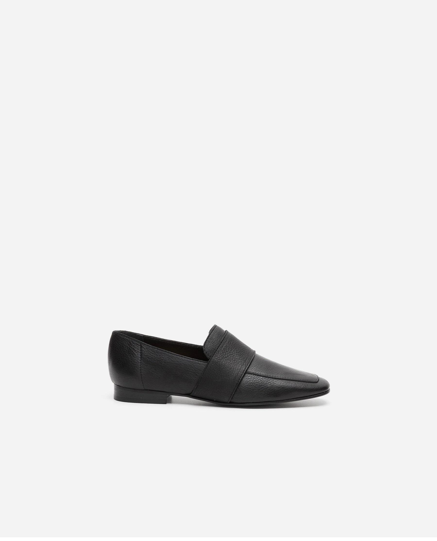 Vivi Leather Black