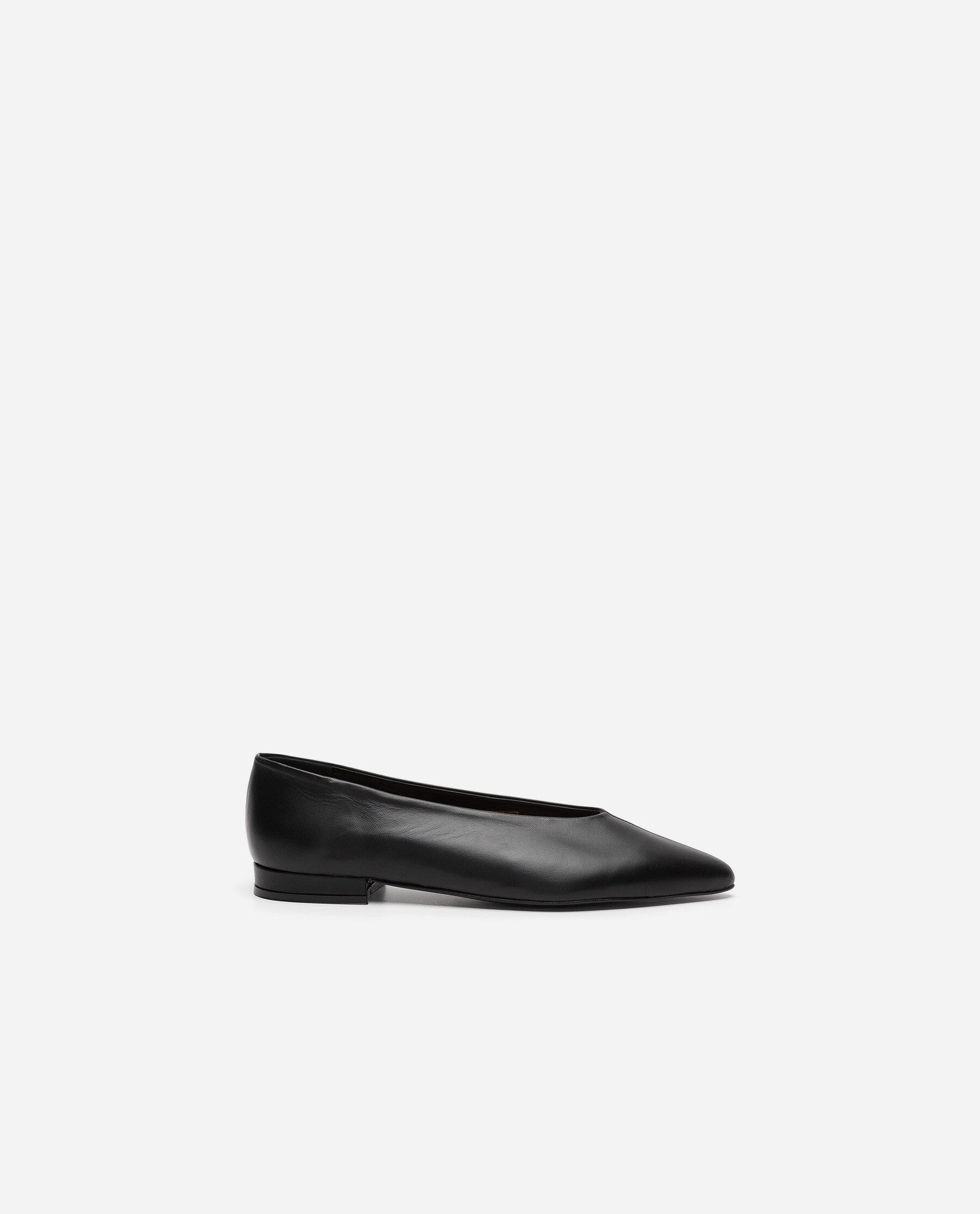 Uma Leather Black