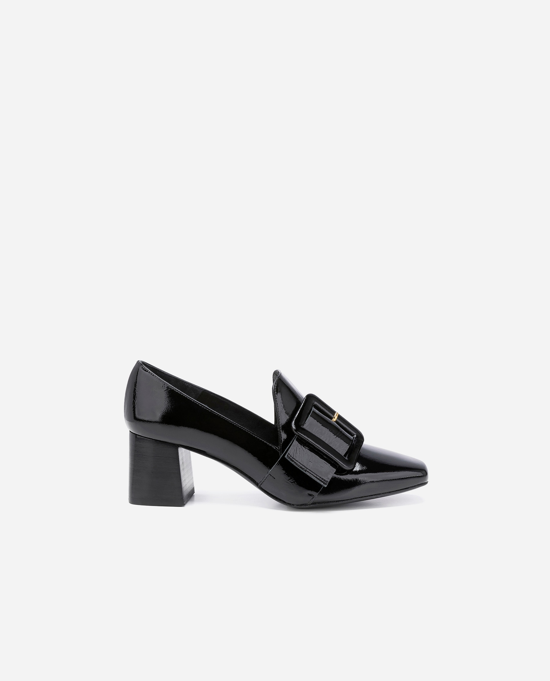 Lily Patent Leather Black