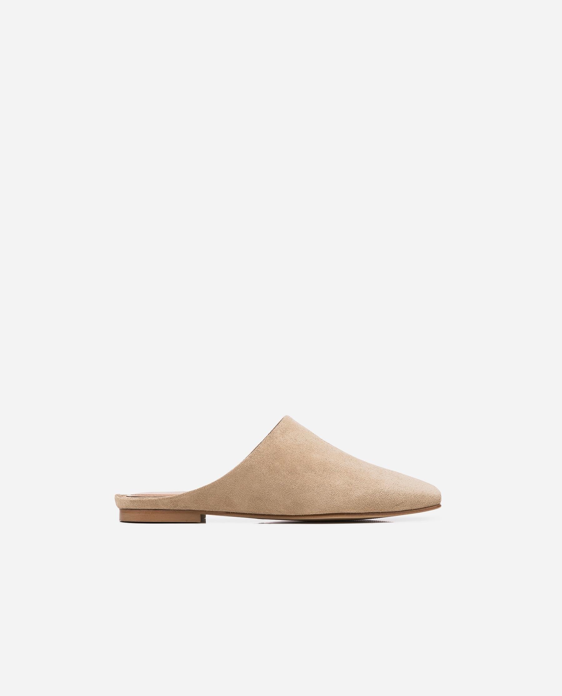 Noa Leather Sand