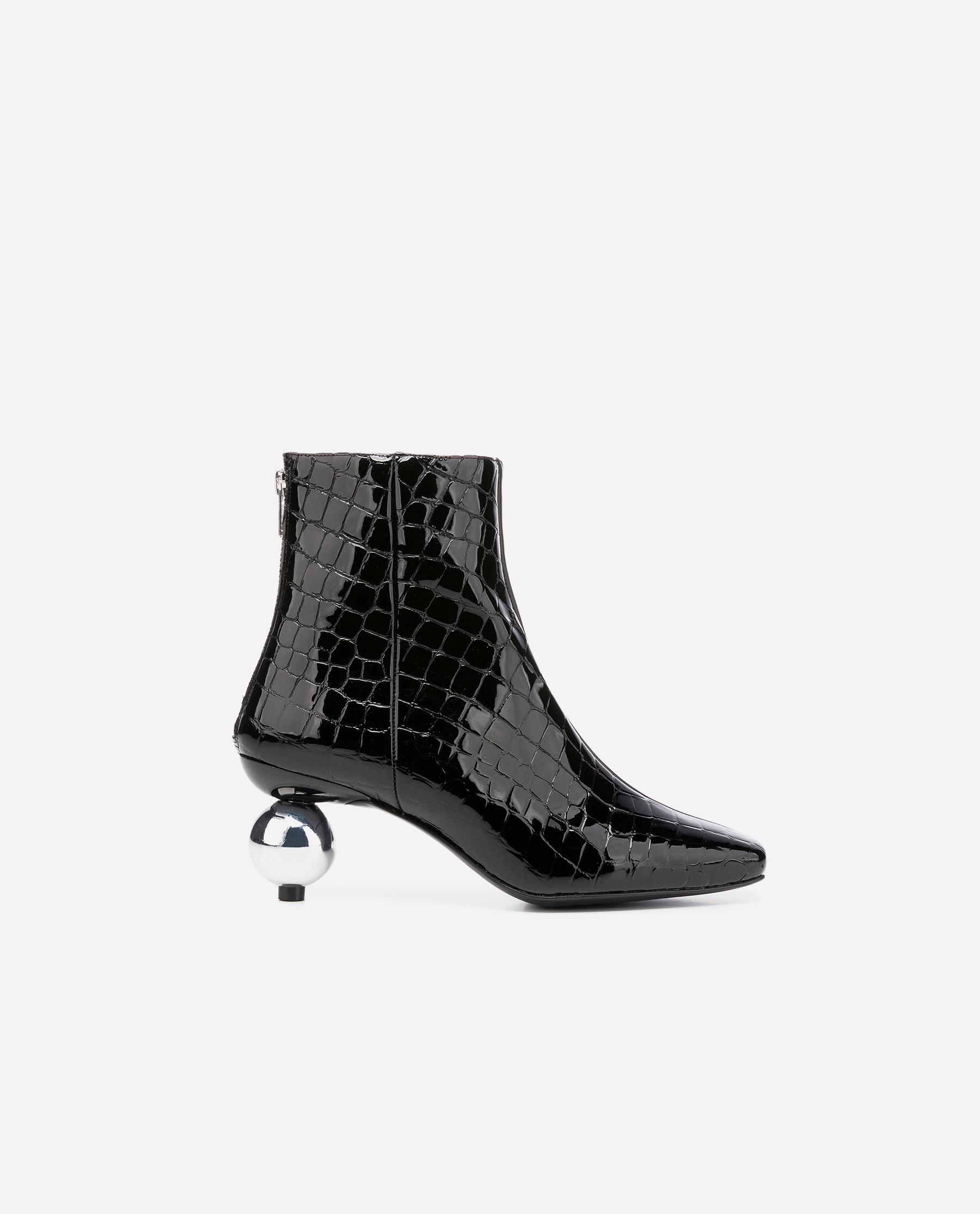 Nina Sandbech Leather Black