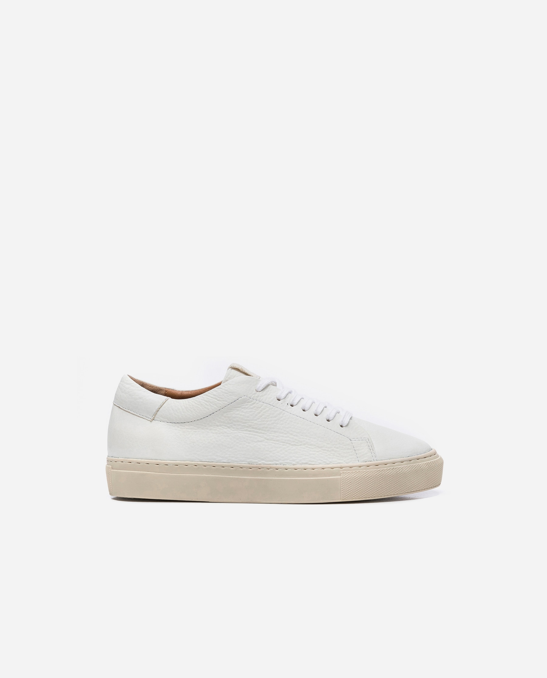 Stockholm Leather White